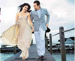 beach wedding dress design by kareena kapoor and saif ali khan