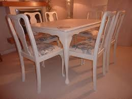 Shabby Chic Dining Table Set Top 20 Shabby Chic Extendable Dining Tables Dining Room Ideas