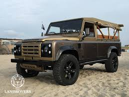land rover defender 90 convertible beachdrifter 001 the landrovers
