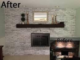 Whitewashing A Fireplace by Fireplace Design Whitewash Fireplace Brick Gallery Of Unique