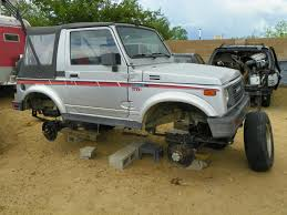 suzuki samurai lifted suzuki samurai and sidekick parts car truestreetcars com