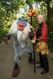 rafiki halloween costume conservation archives disney world disney cruise universal