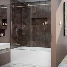 Dreamline Shower Doors Frameless Frameless Tub Shower Door Lights Decoration