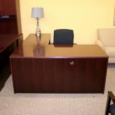 Mahogany Office Desk Used Right L Shaped Executive Office Desk Mahogany Del9999 520