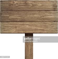 wooden sign vector getty images