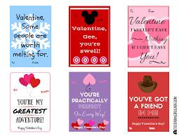 free printable disney inspired valentines the farm gabs