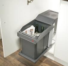 hailo poubelle cuisine poubelle simple 20 litres hailo 3632 01 10 et 3634 10