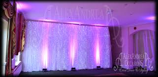 wedding event backdrop fairy light curtain backdrop hire decorate the house with