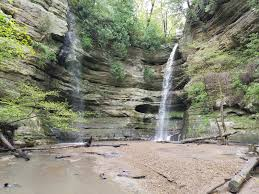 Matthiessen State Park Trail Map by Hike Starved Rock French U0026 Wildcat Canyons 05 01 2017
