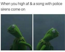 Stoned Alien Meme - funny weed meme tumblr