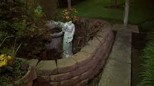 halloween city hillsboro or statue decapitated outside of hillsboro catholic kptv
