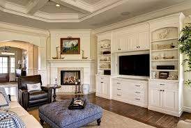 Built In Cabinet Ideas For Family Room Family Room Traditional - Family room cabinet ideas