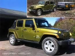 how to take doors a jeep wrangler jeep wrangler 4 door hardtop the total roading package