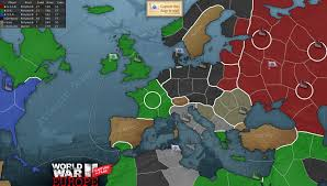 Europe Map Ww2 by Ww2 Europe Ctf Map