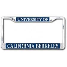 uc berkeley alumni license plate 60 best roll on you bears images on