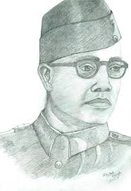 photos pencil sketch of freedom fighters drawing art gallery