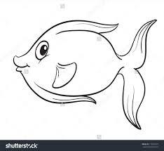 outline fish wallpaper download cucumberpress