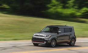 kia vehicles list 2018 kia soul in depth model review car and driver