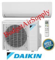 ductless mini split daikin daikin 19 seer 24k ductless mini split 24000 btu heat pump