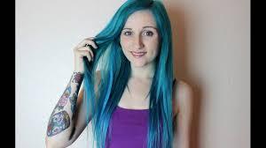 clairol nice u0027n easy hair color 124 natural blue is best blue hair