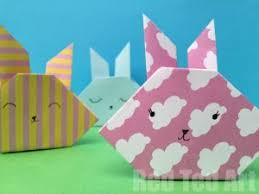 Easter Decorations With Construction Paper by 20 Cute Bunny Crafts For Kids Red Ted Art U0027s Blog