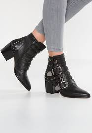 womens biker boot donna carolina cowboy biker boots nero women shoes ankle w