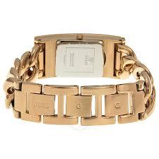 guess bracelet rose gold images Guess id bracelet rose dial rose gold tone ladies watch u0321l3 jpg