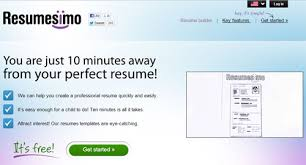 Professional Resume Builder 10 Free Online Tools To Create Professional Resumes Hongkiat