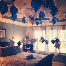 birthday decoration ideas at home for boyfriend image