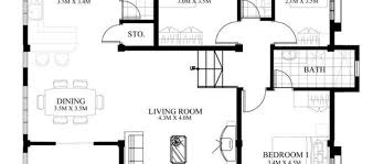 One Story Cottage House Plans Small One Story House Plans Home Design