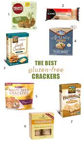 the 7 best gluten free crackers easy appetizers to serve them with