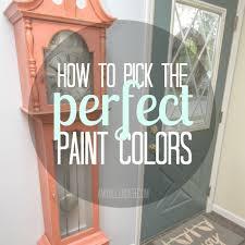 how to pick paint colors how to pick paint colors 5 easy steps amy allender dot com