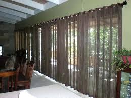 Curtains On Sliding Glass Doors Sliding Door Curtain Ideas Best Patio Door Curtains Ideas On
