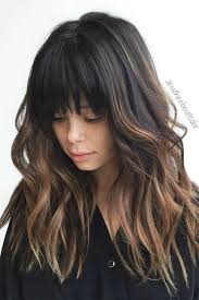 hairstyles short on an angle towards face and back angle cut hairstyle long locks woman hairstyles and asian
