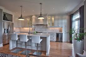 new homes interior suburban new home remodel contemporary kitchen toronto by