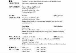 Sample Resume For Nanny Job by Nanny Housekeeper Sample Resume Fresh Sample Resume For