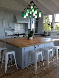 wooden kitchen islands with seating decoraci on interior