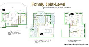 Home Plan Designs Jackson Ms If Walls Could Dream Family Split Level