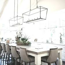 Dining Room Chandelier Size Dining Chandelier Height The Correct Height To Hang Your Dining
