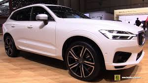 volvo xc60 interior 2017 2018 volvo xc60 exterior and interior walkaround debut at 2017