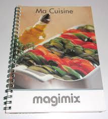 cuisine magimix ma cuisine magimix food processor and recipe book books
