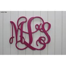 Letter Monogram 22