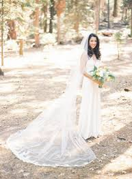 this wedding in yosemite national park was full of natural beauty