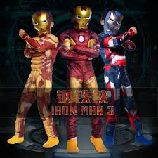 Iron Man Halloween Costume Compare Prices Halloween Costumes Superhero Shopping