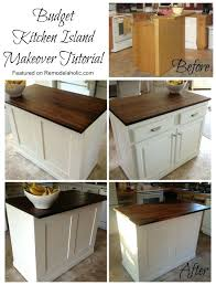 inexpensive kitchen island ideas kitchen island diy ideas irrr info