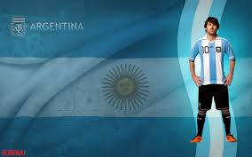 lionel messi argentina flag background wallpaper hd wallpapers