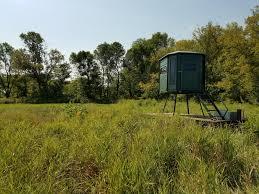 Natural Hunting Blinds Redneck Deer Stands Hanson Silo Company