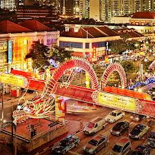 Lunar New Year Decoration Singapore by Chinese New Year Visitsingapore