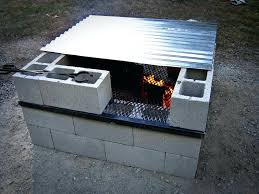 Interlocking Concrete Blocks Lowes by Articles With Concrete Block Fire Pit Designs Tag Astounding