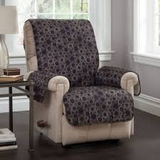 slipcover for recliner chair buy slipcovers for wing chairs from bed bath beyond